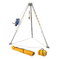 Falltech 7508 Tripod Kit with 7276 Tripod; 7281 3-way Retrieval SRL; 7291B Leg Bracket, and Storage Bags