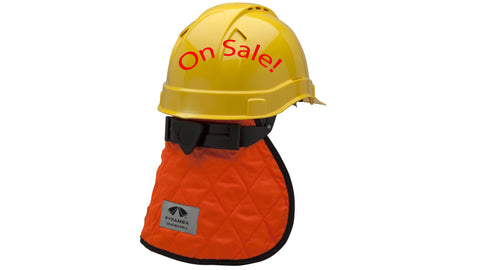 Cooling Hard Hat Pad & Neck Shade