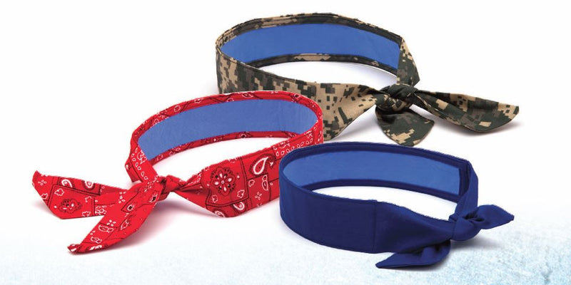 Cooling Bandana - Combo Pack - Qty 300 (25 12-Packs)