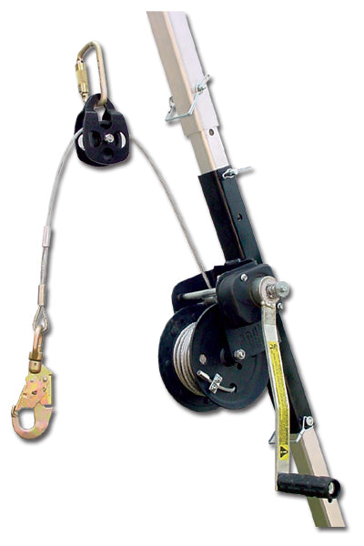 SB50G-M9 - Confined Space Systems with R-Series Rescue Unit, & M-Series Work Winch