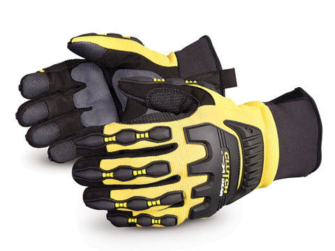 Clutch Gear® Anti-Impact Mechanics Gloves (1 doz)