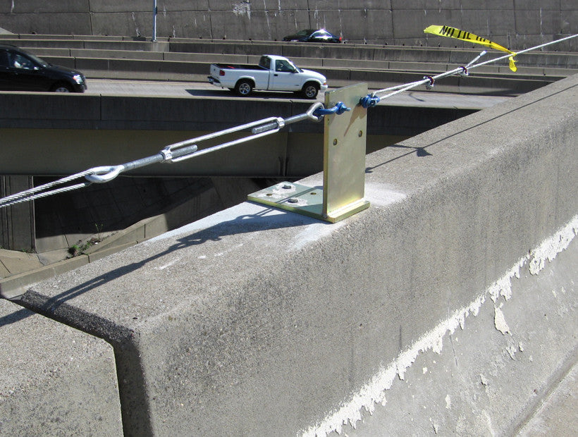 MedianClamp – Portable Guard Rails for Medians