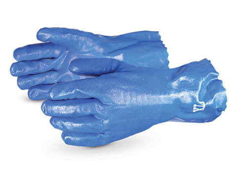 Anti-Impact, Chemical-Resistant Supported Nitrile Glove (1 doz)