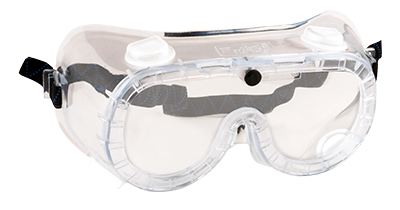 Indirect Vent Goggles EN166