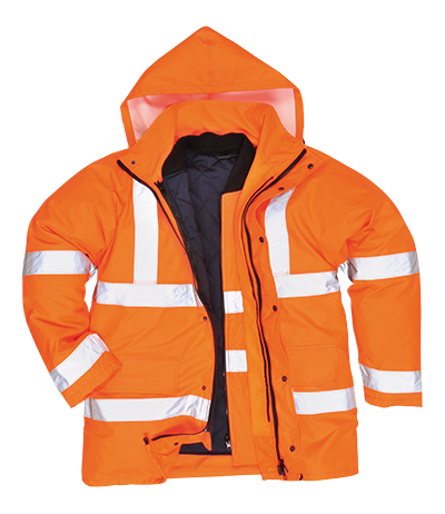 Hi-Vis 4in1 Jacket