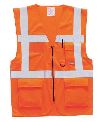 Berlin Executive Hi-Vis Vest