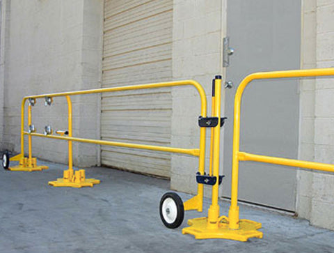 SafetyRail SG2000 – Sliding Gates for Guardrails