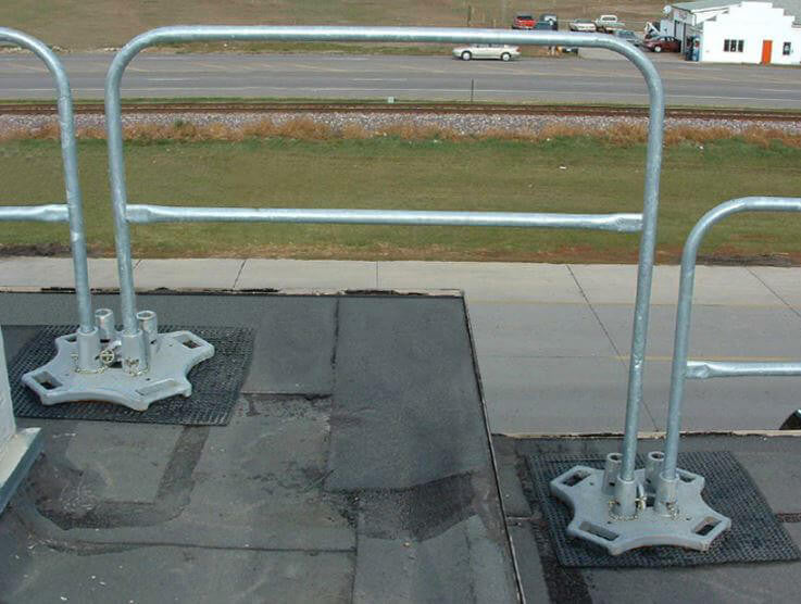 SafetyRail Leveling StepRail
