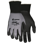 N96790 - Ninja® BNF 15 Gauge nylon/spandex shell, BNF coated palm and fingertips