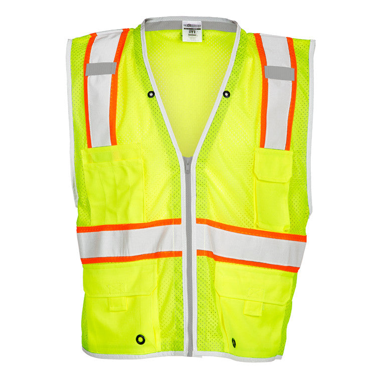 Premium Brilliant Series, Heavy Duty, Class 2 Vest