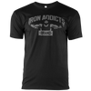 Iron Addicts Brand T-Shirt