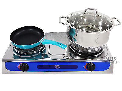 gas stove camping.  Stove Double Head Propane Gas Burner Portable Camping Outdoor Stove U2013  Kitchen U0026 Restaurant Supplies Throughout