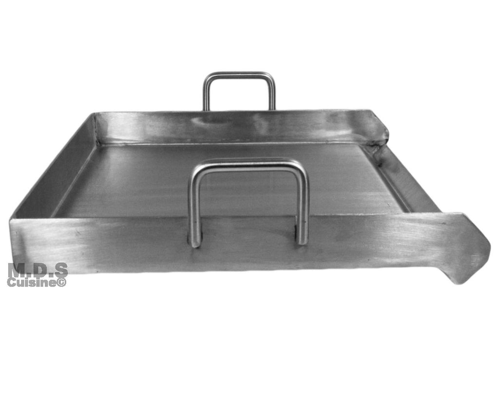 Stainless Steel Flat Top Comal Plancha 18 Quot X16 Quot Inch Bbq
