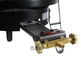 Burner with Stand High Pressure Stove Cooker Camping Portable Outdoor