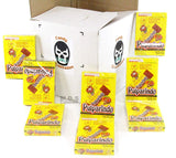 Mexican Candy Vero Pulparindo Original Wholesale Tamarindo Chewy Tangy Chili Tamarind Dulces Mexicanos 20 Piece per Box (8 Boxes of Pulparindo (160 Pieces))