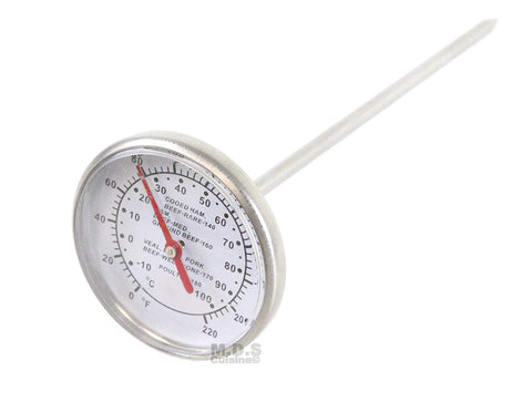 Thermometer for Cooking Baking Grilling Frying Kitchen and Restaurant Temperature Gauge Utensil