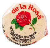 Mexican Candy De La Rosa Mazapan Peanut Candy 1 OZ each - 30 Pack of Dulces Mexicanos
