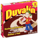 Duvalin Avellana Strawberry Hazlenut Mexican Candy Dulce