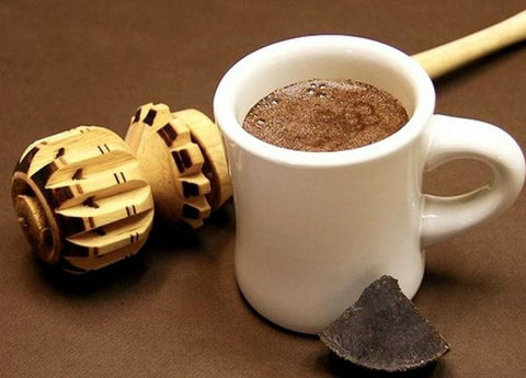 Small Mexican Molinillo Whisk Authentic Handmade Molinillo Hot Chocolate frother Artisanal
