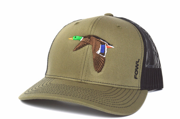 FOWL Mallard Snapback        (More Color Options) - fowl