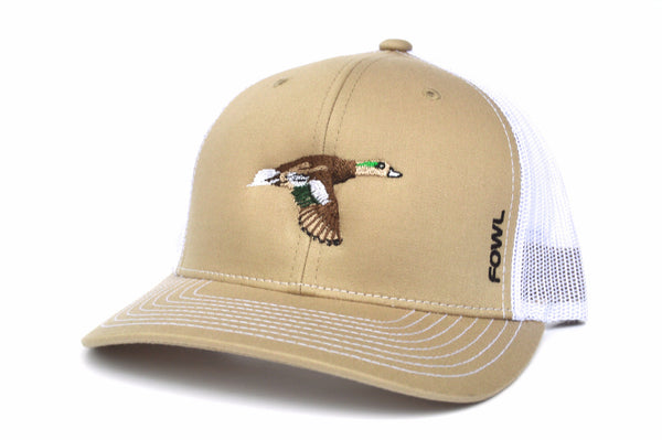 FOWL Wigeon Snapback  (More Color Options) - fowl