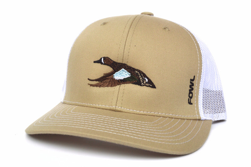 FOWL Blue Winged Teal Snapback - fowl