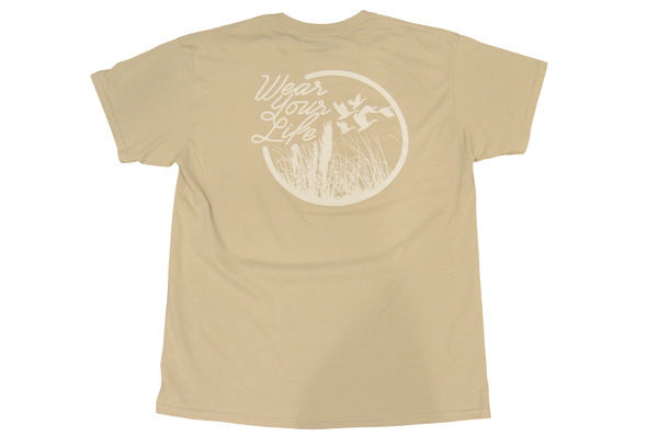"FOWL ""Wear Your Life"" Circle T-Shirt - fowl"