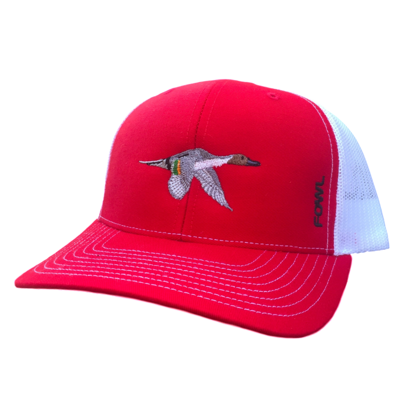 FOWL Pintail Snapback  (More Color Options) - fowl