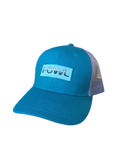 Horizon Logo Hat - fowl
