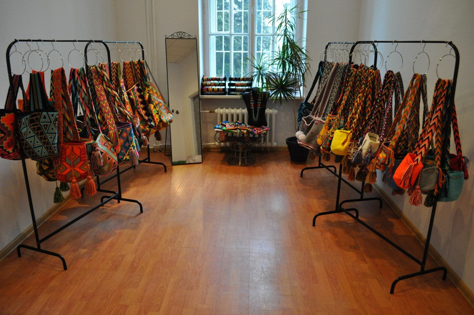 luloplanet opens showroom in Warsaw - VISIT US!