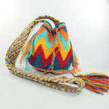 mochila wayuu wayuu bucket bag tote bag shoulder bag beach bag mochila susu