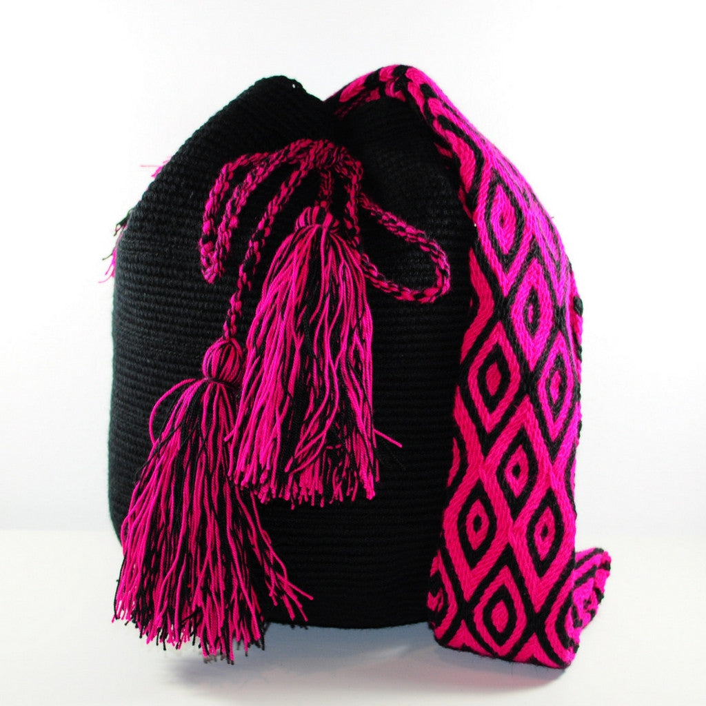 mochila wayuu wayuubag susu bag wayuubags brown