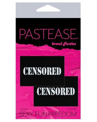 Censored Pasty Set-Pastease-Exotic Angels Boutique