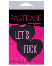 """Lets Fuck"" Pasty Set-Pastease-Exotic Angels Boutique"