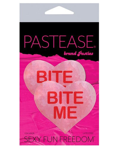 """Bite Me"" Pasty Set-Pastease-Exotic Angels Boutique"