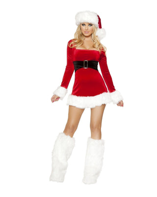 Santa's Saint Costume-Roma Costume-Exotic Angels Boutique