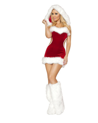 Sexy Claus Costume-Roma Costume-Exotic Angels Boutique