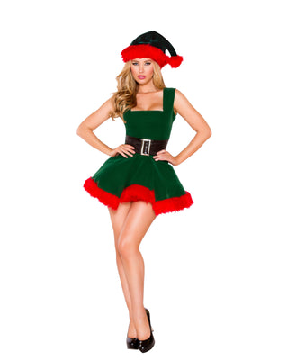 Two Piece Sexy Elf Costume-Roma Costume-Exotic Angels Boutique