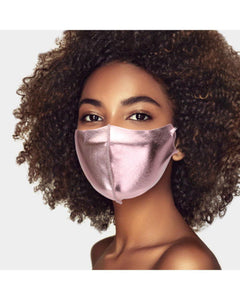 Metallic Fashion Face Mask-Exotic Angels Boutique-Exotic Angels Boutique