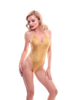 High Hip Bodysuit-BodyZone-Exotic Angels Boutique