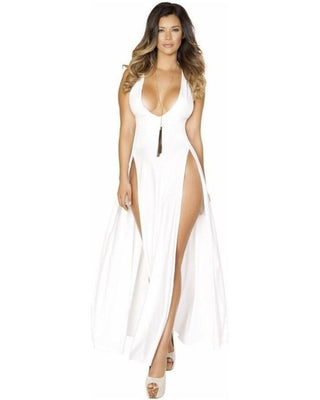 Maxi Dress With Slits-Roma Costume-Exotic Angels Boutique