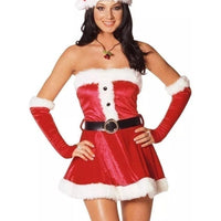 Santa's Sweetie 6 Piece Set-Elegant Moments-Exotic Angels Boutique