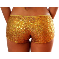 Sequin Club Short-BodyZone-Exotic Angels Boutique
