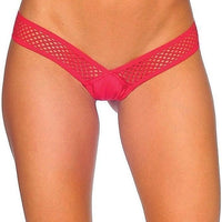 Tiny Honeycomb Thong-BodyZone-Exotic Angels Boutique
