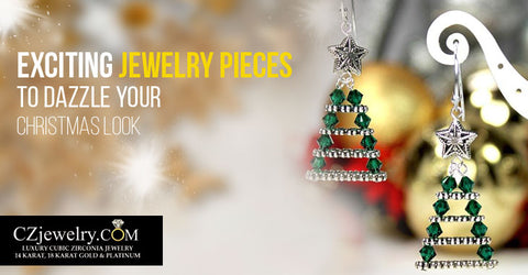 Exciting Jewelry Pieces to Dazzle Your Christmas Look