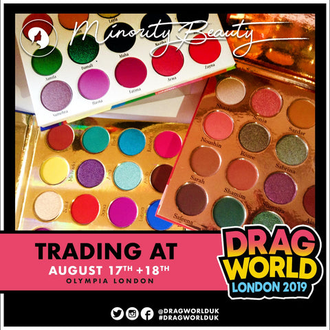We are going to be exhibiting at Dragworld!