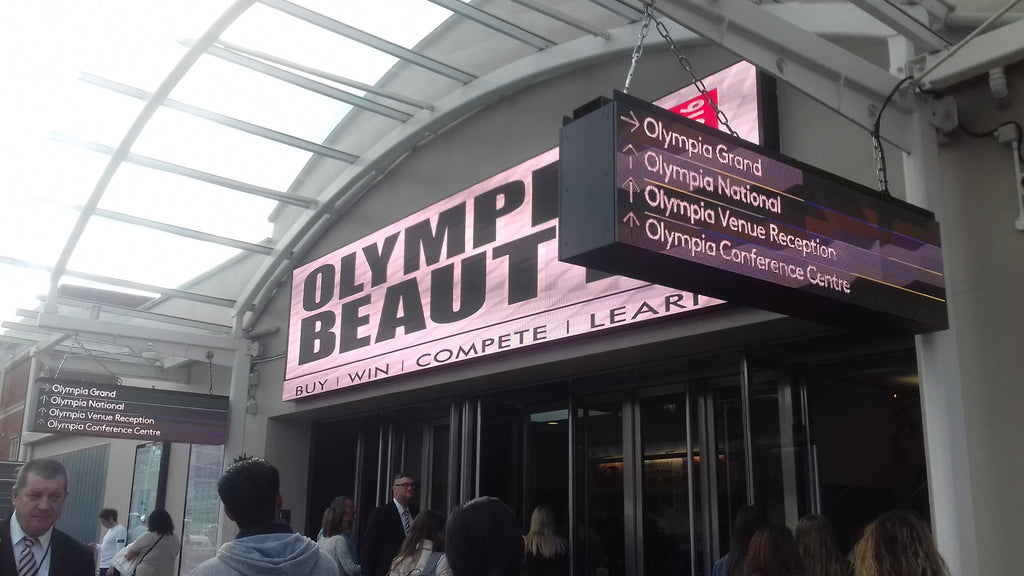 Olympia Beauty Trade Show - London