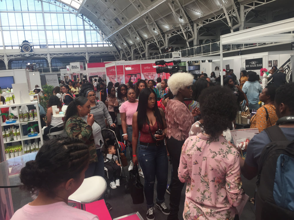 Afro Hair & Beauty Show Live 2018