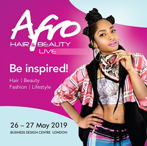 Afro Hair & Beauty Show Live 2019