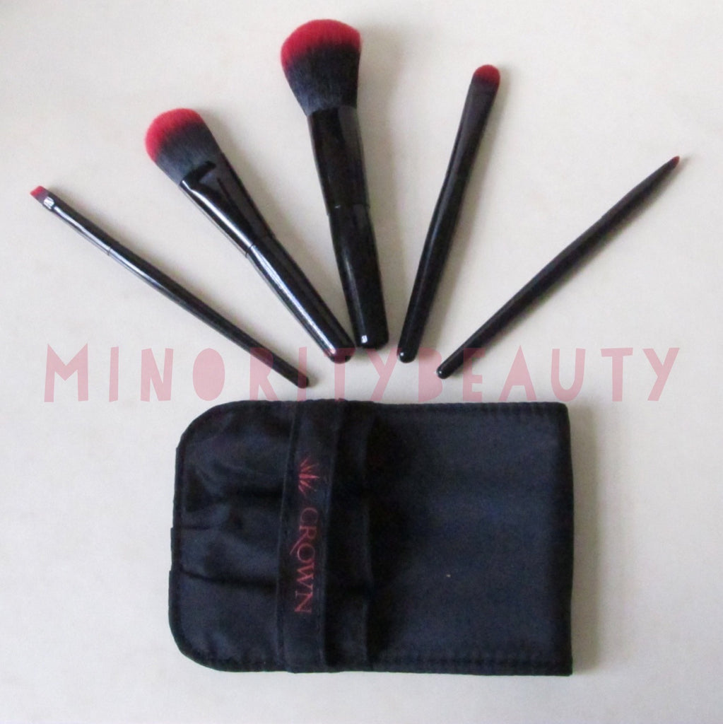 Crown Brushes on Minority Beauty